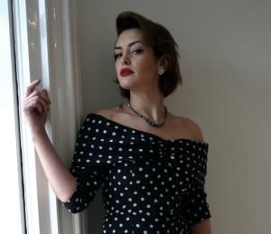 Model:Emma Wilson MUA: Emma Wilson Photographer: Lucy Moshoyannis