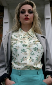 Ladies shirts from £6 Trench coats from £25