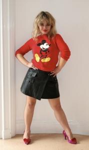 Model: Scarlett O'Connor MUA: Deanna Bierman Photographer: Lucy Moshoyannis